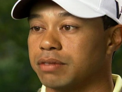 VIDEO:Tiger Woods on the Worlds Best Golfer
