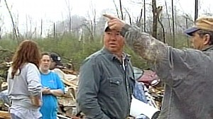VIDEO: Twister Ravages Magee, Miss.