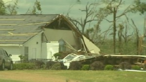 VIDEO: 58 Tornados Rip Through the South