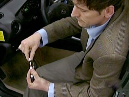 VIDEO: The automaker says tests that linked runaway cars to electronics were flawed.