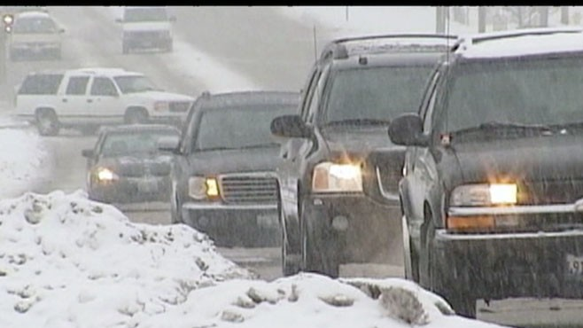 VIDEO: Storms to Hit During the Busiest Travel Season