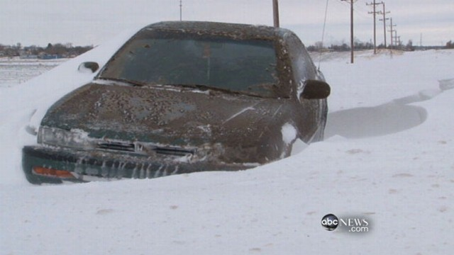 VIDEO: New storm headed for Denver could exacerbate Christmas traffic