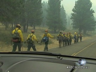 Watch: West Coast Sees No End to Wildfires