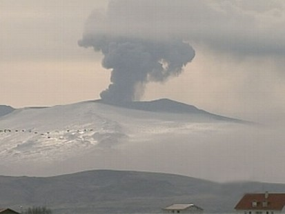 VIDEO: Icelandic Volcano Loses Its Punch