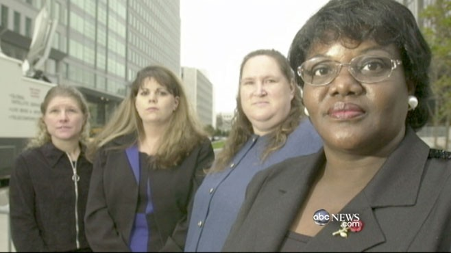 VIDEO: Biggest discrimination suit of its kind heads to the Supreme Court.