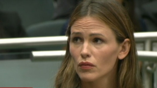 VIDEO: Jennifer Garner Testifies for Paparazzi Law
