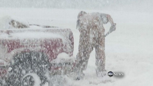 Freezing temperatures descend on the East Coast as far south as Florida.