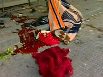 VIDEO: Dozens of Palestinian Civilians Killed