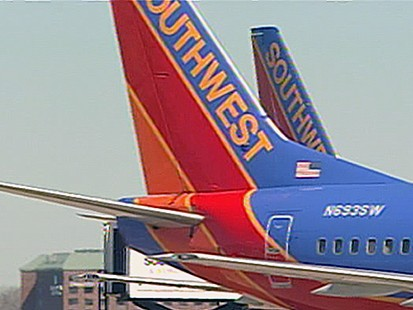 VIDEO: Southwest Planes Roof Rips Open In Flight