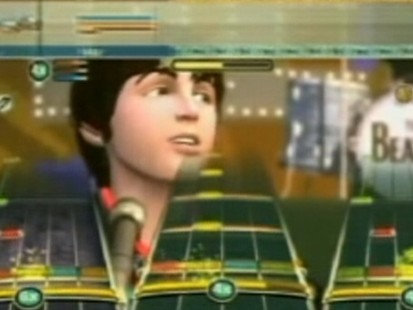 VIDEO: Beatles remastered for rock band