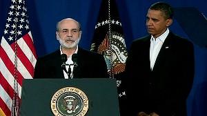 VIDEO: Vote of Confidence for Bernanke