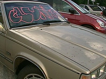 VIDEO: A Jump-Start for Cash for Clunkers?
