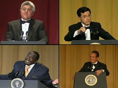 VIDEO: White House Dinner
