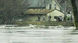 VIDEO: Floods in North Dakota