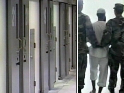 VIDEO: Guantanamo Detainees Relocated to Illinois