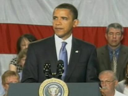 VIDEO: Obamas health care plan