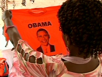 VIDEO: Kenya watches Obama inauguration