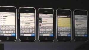 VIDEO: New iPhone