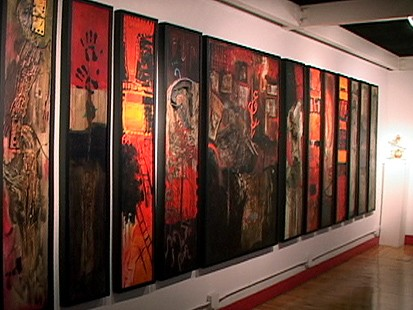 Art from Iraq on Display