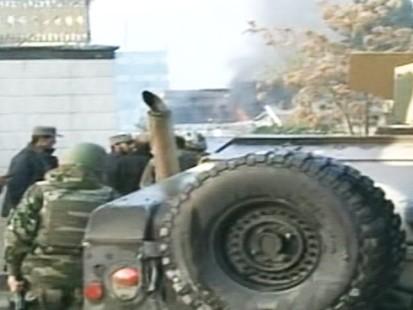 VIDEO: Attacks in Kabul and Peshawar