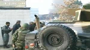 VIDEO: Attacks in Kabul and Peshawar