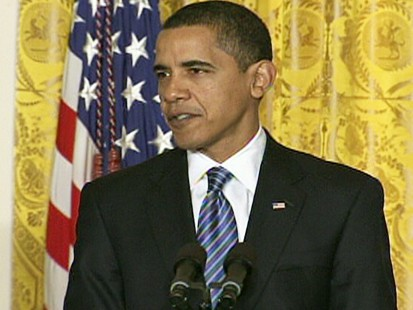 VIDEO: President Obama Lifts Stem Cell Ban