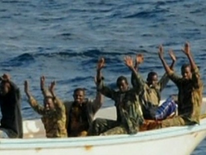 VIDEO: Pirate hunter in the Gulf of Aden