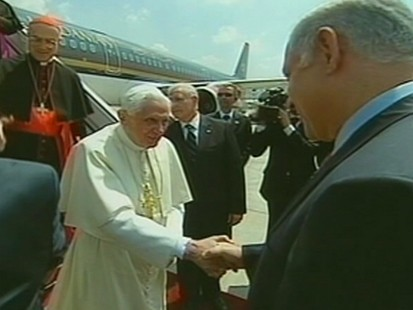 VIDEO: Pope visits Israel