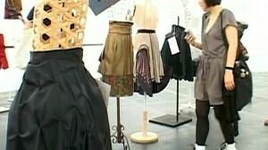 VIDEO: Prada has a used store.