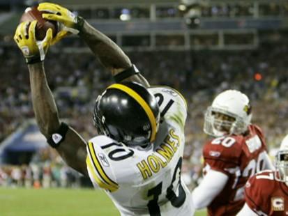 VIDEO: Steelers win Super Bowl