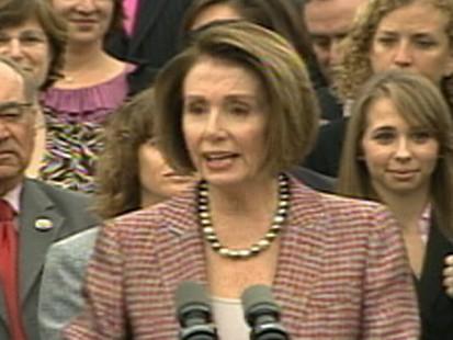 VIDEO: House health care reform bill