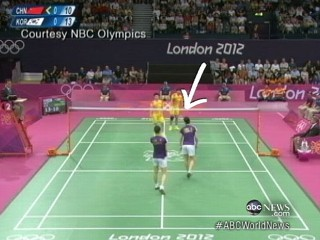 Watch: London 2012 Badminton: 8 Players Disqualified