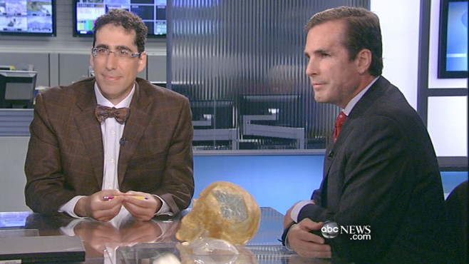 VIDEO: Bob Woodruff on the road to recovery for the congresswoman.