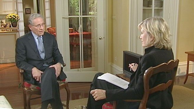 VIDEO: Diane Sawyer talks to Bob Woodward about his interviews with the president.