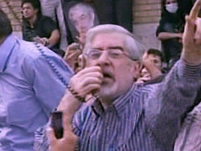 VIDEO: Could Mousavi be arrested for protests