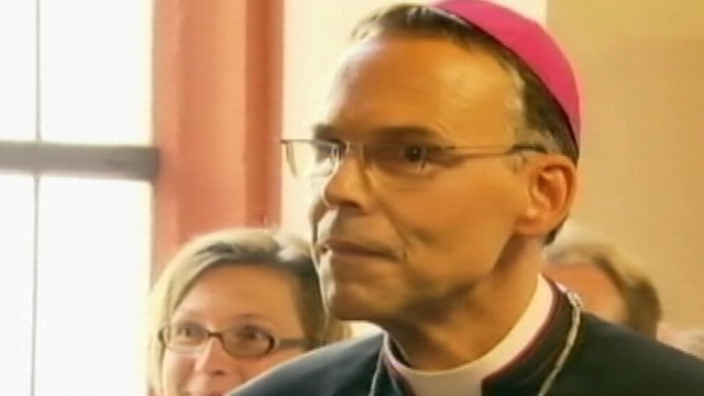 VIDEO: Catholic Priest has been summoned to the Vatican for his lavish lifestyle.