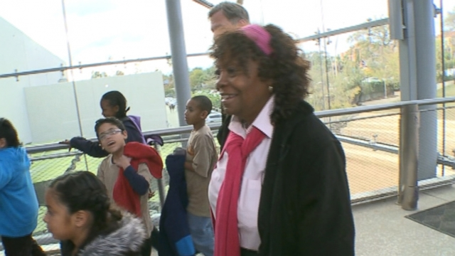 VIDEO: For over 30 years Wini Jackson has been giving children exceptional learning opportunities.