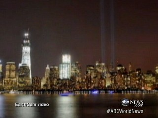 Watch: September 11: World Trade Center Time Lapse