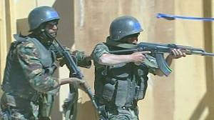 VIDEO: Martha Raddatz joins U.S. Special Forces looking for al Qaeda in Yemen.
