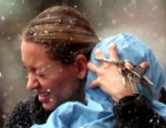 VIDEO: Fears of hypothermia for those left without heat because of Sandy.