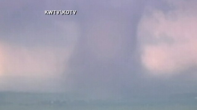 Video: Storm Chasers in a Tornado Outbreak