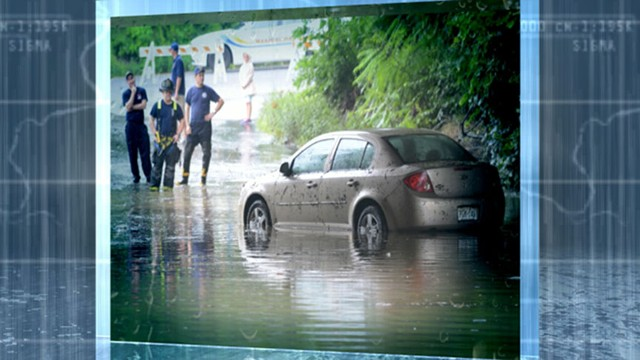VIDEO: Elevated Flooding Risk in Multiple States