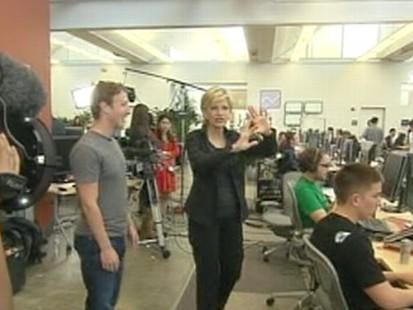 VIDEO: The Man Behind Facebook: Founder Mark Zuckerberg