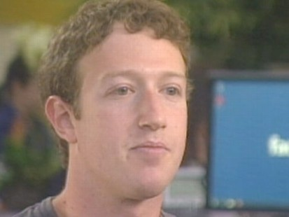 VIDEO: Mark Zuckerberg tells Diane Sawyer that Facebook will never have a pay wall.