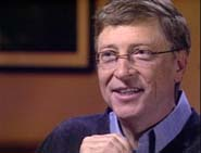No Ipod For Bill Gates - Abc Wnt Gates2 050216 T 1