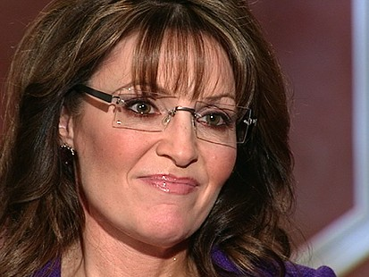VIDEO: Sarah Palin on Presidential Question