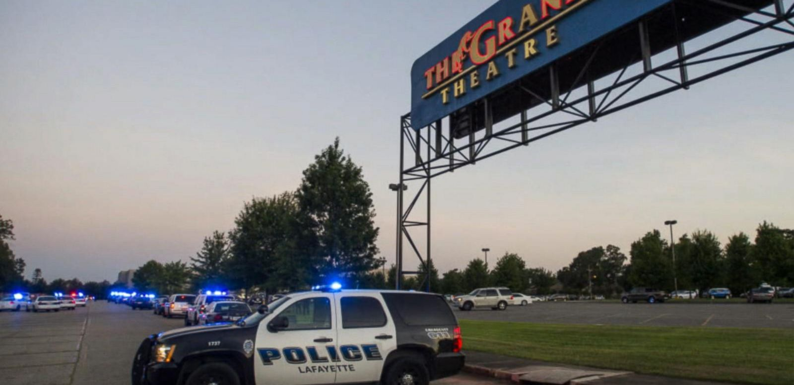 VIDEO: Deadly Movie Theater Shooting