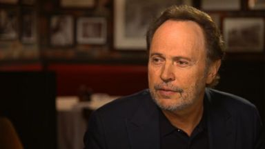 VIDEO: Billy Crystal on Losing Robin Williams: It Was Really Hard