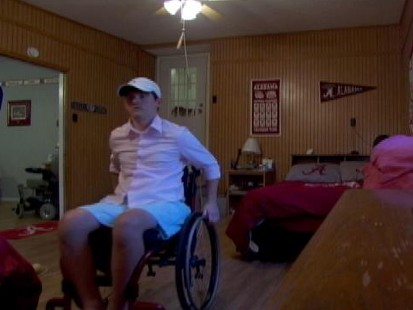VIDEO: A new medical procedure may cure paralysis, but has also become a lightning rod.