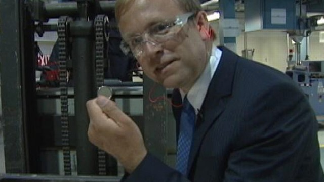 VIDEO: ABC News? Jonathan Karl investigates the presidential dollar program.